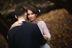 menyasszonyi portré