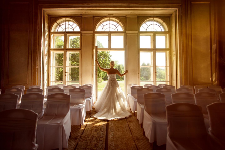esküvői fotózás Fóti Kastélyban